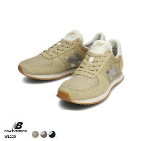 ニューバランス【New Balance】【NB】WL220 JD2 CLC CLD レディース シューズ 靴 スニーカー ランニングシューズ 22.5cm 23cm 23.5cm 24cm 24.5cm 25cm