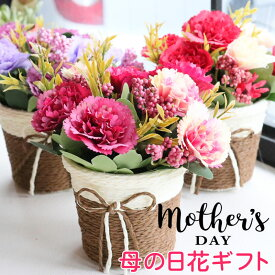 【あす楽対応】母の日 プレゼント 早割り 実用的 ギフト 早割 誕生日プレゼント 母親 60代 50代 カーネーション 花 雑貨
