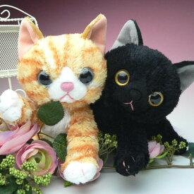 ぬいぐるみ 猫 いっしょがいいね 可愛い子猫シリーズ くろねこ クロネコ 黒猫 いっしょがいいね! ギフト クリスマスプレゼント 子供 女の子 3歳 4歳 5歳 6歳