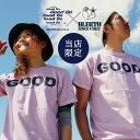 【予約販売】【送料無料】 BLUETO×Good On [ブルート×グットオン] 半袖 クルーネック Tシャツ 【GOOD ON】前後ラバ…
