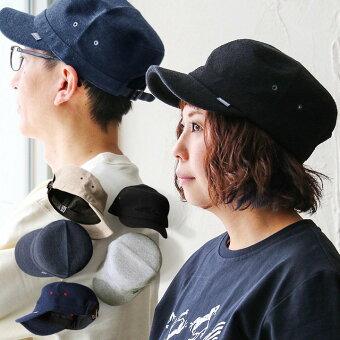 ウェルテイラード(Well-Tailored) 帽子 キャップ ワークキャップ コットンパイル地 汗止め COOL FABRIC クールエバー
