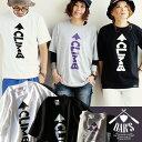 【全国一律送料324円】OAR'S[オールズ]半袖Tシャツ【CLIMB-A】ハーフラバー クルーネック 綿100% 6.2オンス ブラック…