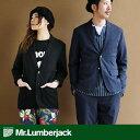 【送料無料】 Mr.Lumberjack [ミスターランバージャック] テーラードジャケット ジャケット 【洗わなくても菌が減る Nanotec ナノテック】 ...