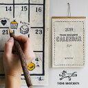 【全国一律送料324円】 TIGRE BROCANTE [ティグルブロカンテ] 【2019年】 カレンダー ...