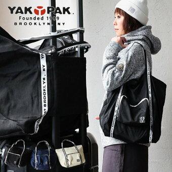 トートバッグ カバン 鞄 パッカブル ライン ロゴテープ 撥水 ワッシャーソフトコーティング ナイロン カジュアル