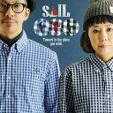 シャツ 長袖 ボタンダウン 国内生産 日本製 「アイロン要らず ギンガム チェック」 薄手 軽量 コットン 綿100% 配色 …