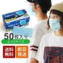 マスク 不織布 三層立体 プリーツマスク 50枚入り 高密度フィルター 使い切り 花粉 ウイルス飛沫 ハウスダスト PM2.5対策 箱 ノーズフ…