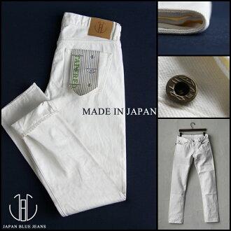 JAPAN BLUE JEANS [Japan blue jeans, made in Japan 12 oz denim 5 Pocket jeans tapered white JAPANBLUEJEANS JAPAN BLUE JEANS mens denim made in Japan JB0415-J