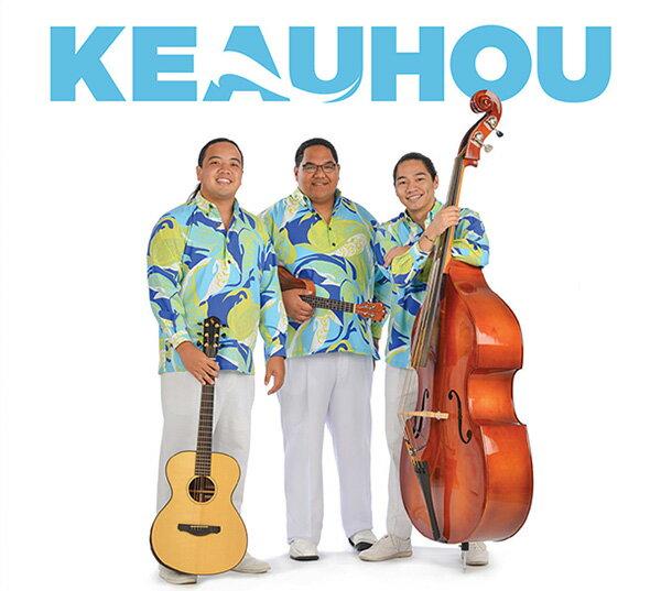 【ハワイアンCD】 Keauhou / Keauhou (ケアウホウ / ケアウホウ) 【メール便可】 [輸入盤]