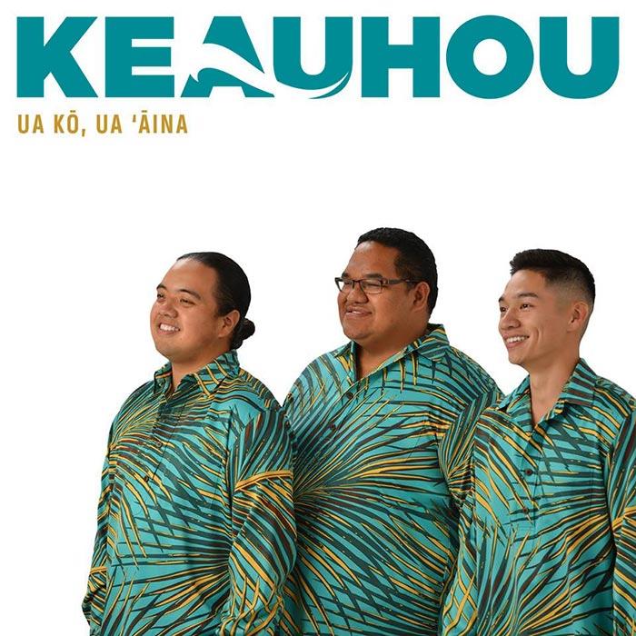 【ハワイアン CD】UA KO, UA 'AINA / Keauhou ウア・コー・ウア・アーイナ / ケアウホウ 【メール便可】[輸入盤]