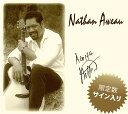 【直筆サイン入り】【ハワイアン CD】 'Io / Nathan Aweau (イオ/ネイサン・アヴェアウ) 【メール便可】[輸入盤]