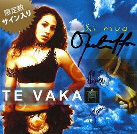 【直筆サイン入り】【ポリネシアン・ミュージック CD】 Ki mua / Te Vaka (キ・ムア / テ・ヴァカ) 【メール便可】[輸入盤]