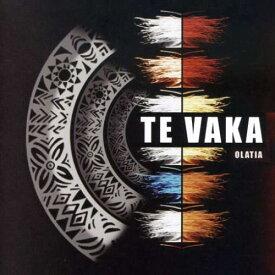 【ポイント2倍】 【ポリネシアン・ミュージック CD】 Olatia / Te Vaka (オラティア/テ・ヴァカ) 【メール便可】[輸入盤] cdvd-cd