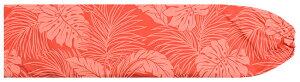 ピーチのパウスカートケース モンステラ・ヤシ総柄 pcase-2022pior ★オーダーメイド 【メール便可】