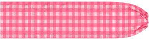 ピンクのパウスカートケース パラカ柄 pcase-2028pi ★オーダーメイド 【メール便可】