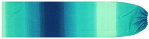 ひすい色と青のパウスカートケース グラデーション pcase-2270jdbl ★オーダーメイド 【メール便可】