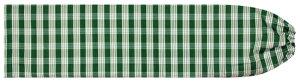 コットン100%★緑のパウスカートケース パラカ柄 pcase-ctt-palaka-gn ★オーダーメイド 【メール便可】