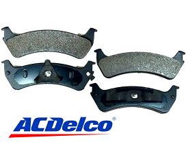 ACDelco ブレーキパッド★フォード、エクスプローラー、レンジャー