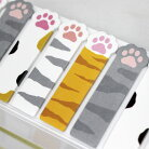 【ONEPOINTMARKER】ワンポイントマーカーcat'spaws(猫・ネコ)(肉球)