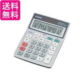 CASIO カシオ スタンダード 電卓 時間・税計算 ミニジャストタイプ 12桁 MW-12GT-N 送料無料