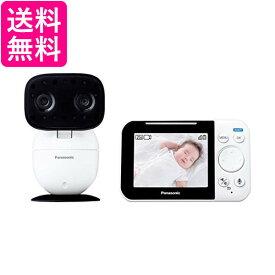 パナソニック KX-HC705-W モニター付き屋内カメラ 設定不要 ベビーモニター 送料無料