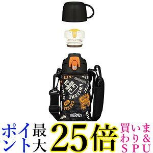 ★7/19〜7/26 ポイント最大25倍!!★サーモス FJJ-600WF BKOR 0.6L 0.63L 水筒 真空断熱2ウェイボトル ブラックオレンジ THERMOS 送料無料 |