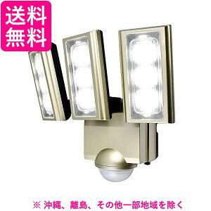 エルパ AC100V LEDセンサーライト ESL-ST1203AC(1コ入)