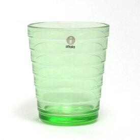 イッタラ アイノアールト アイノアアルト タンブラー 220ml アップルグリーン iittala Aino Aalto グラス 北欧食器 北欧ブランド インテリア 食器 デザイン お洒落 おしゃれ