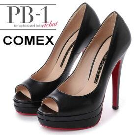 COMEX シューズ系(靴) comex コメックス スナック クラブ キャバクラ サンダル レディース ヒール 厚底 ハイヒール シューズ 靴 女性 大人 パーティー キャバ 新品 pb1 大きいサイズ 有