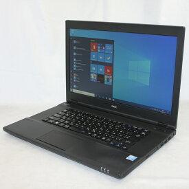 送料無料 中古パソコン プレミアムノート NEC VersaPro VX-P /15インチ/Windows10/Core i5/メモリ8GB/新品SSD360GB/Webカメラ/DVD/