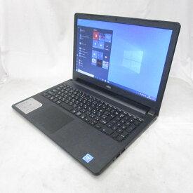 送料無料 中古パソコン プレミアムノート DELL Vostro 15 3000シリーズ /15インチ/Windows10/Core i3/メモリ8GB/新品SSD256GB/Webカメラ/DVD/