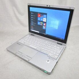 送料無料 中古パソコン ノート Panasonic Let's note CF-RZ4 10インチ/Windows10/Core M/メモリ4GB/SSD128GB/タッチパネル/Webカメラ/