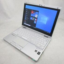 中古パソコン ノート Panasonic Let's note CF-RZ4 10インチ/Windows10/Core M/メモリ4GB/SSD128GB/タッチパネル/Webカメラ/