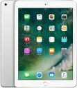 【中古】送料無料 タブレット パソコン Apple アップル iPad 第5世代 2017年 128GB Wi-Fi シルバー ACアダプタ+Lightn…