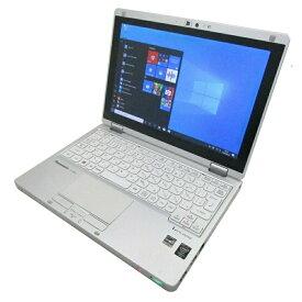 中古パソコン ノート Panasonic Let's note CF-RZ4 10インチ/Windows10/Core M/メモリ4GB/SSD128GB/Webカメラ/タッチパネル/ CF-RZ4DDATS