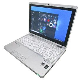 送料無料 中古パソコン プレミアムノート Panasonic Let's note CF-RZ4 10インチ/Windows10/Core M/メモリ8GB/SSD256GB/タッチパネル/Webカメラ/