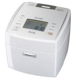 三菱(ミツビシ) 備長炭 炭炊釜 NJ-VE109(W) ピュアホワイト