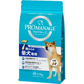 マースジャパン [取寄7]プロマネージ7歳柴犬専用1.7kg KPM53 [4902397848547]