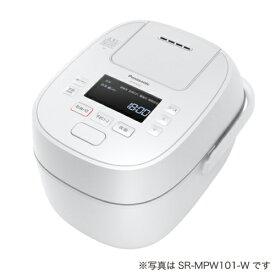 Panasonic(パナソニック) おどり炊き SR-MPW181-W ホワイト