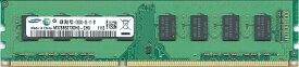 【ポイント5倍】SAMSUNG PC3-10600U (DDR3-1333) 4GB 240ピン DIMM デスクトップパソコン用メモリ 型番:M378B5273DH0-CH9 両面実装 (2Rx8) 動作保証品【中古】