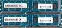 RAMAXEL 低電圧対応 PC3L-12800U (DDR3L-1600) 4GB x 2枚組 合計8GB 240ピン DIMM デスクトップパソコン用メモリ 動作保証品【中古】