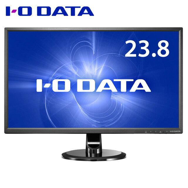 【在庫目安:あり】【送料無料】IODATA EX-LD2381DB 「3年保証」広視野角ADSパネル採用 23.8型ワイド液晶ディスプレイ| 家電 ディスプレイ ディスプレー モニター モニタ 液晶 液晶モニター