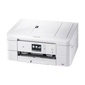 【在庫目安:あり】【送料無料】ブラザー DCP-J987N-W A4インクジェットプリンター複合機 (ホワイト/ Wi-Fi対応/ 2020年モデル)| プリンター プリンタ 複合機 インクジェット