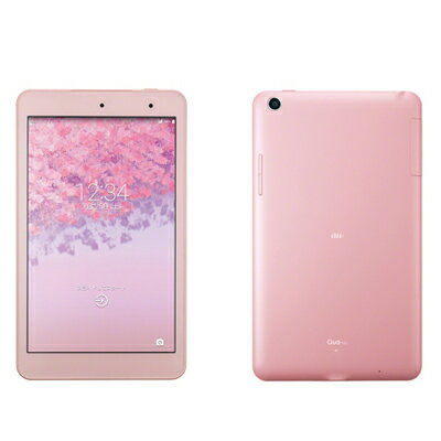 白ロム Qua tab KYT31 Pink[中古Bランク]【当社1ヶ月間保証】 タブレット au 中古 本体 送料無料【中古】 【 中古スマホとタブレット販売のイオシス 】