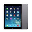 【第1世代】iPad Air Wi-Fi 16GB スペースグレイ MD785J/A A1474[中古Cランク]【当社3ヶ月間保証】 タブレット 中古 本体 送料無料【中古】 【 中古スマホとタブレッ