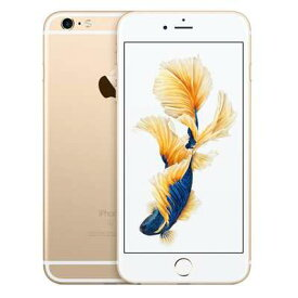 白ロム au iPhone6s Plus 64GB A1687(MKU82J/A) ゴールド[中古Cランク]【当社3ヶ月間保証】 スマホ 中古 本体 送料無料【中古】 【 中古スマホとタブレット販売のイオシス 】