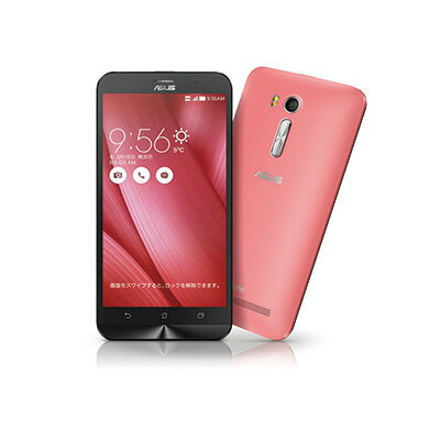 SIMフリー 未使用 Asus ZenFone Go ZB551KL-PK16 ピンク【国内版SIMフリー】【当社6ヶ月保証】 スマホ 中古 本体 送料無料【中古】 【 中古スマホとタブレット販売のイオシス 】