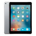 SIMフリー iPad Pro 9.7インチ Wi-Fi Cellular (MLQ62J/A) 256GB スペースグレイ【国内版 SIMフリー】[中古Aランク]【…