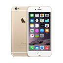 白ロム docomo iPhone6 64GB A1586 (NG4J2J/A) ゴールド[中古Bランク]【当社1ヶ月間保証】 スマホ 中古 本体 送料無料【中古】 【 パソコン&白ロムのイオシス 】