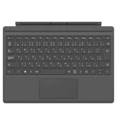 【送料無料】当社1ヶ月間保証[中古Bランク]■MICROSOFT Surface Pro4 タイプカバー ブラック QC7-00070【周辺機器】中古【中古】 【 中古スマホとタブレット販売のイオシス 】